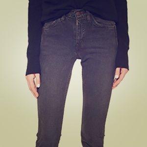 Levi's Vintage Clothing 1960 606 Customized Jeans